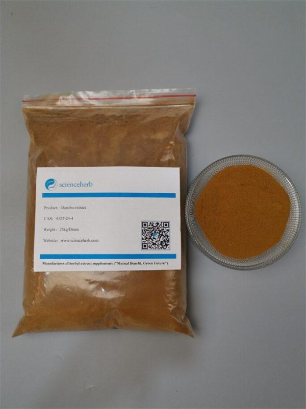 Banaba Extract(4527-24-4)