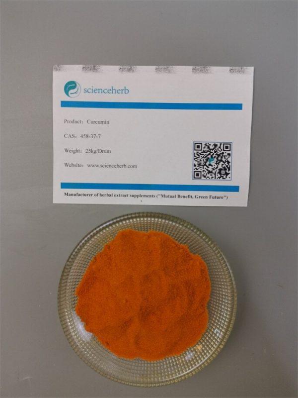 Turmeric Root Extract (458-37-7)