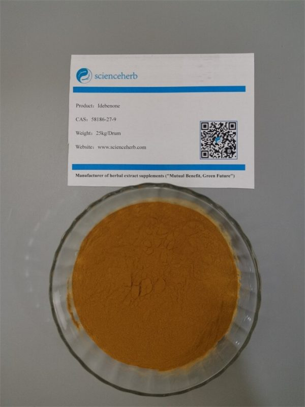 Idebenone Powder (58186-27-9)