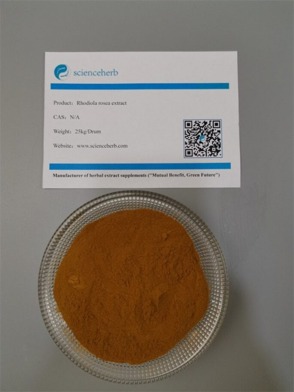 Rhodiola Rosea Extract (97404-52-9)