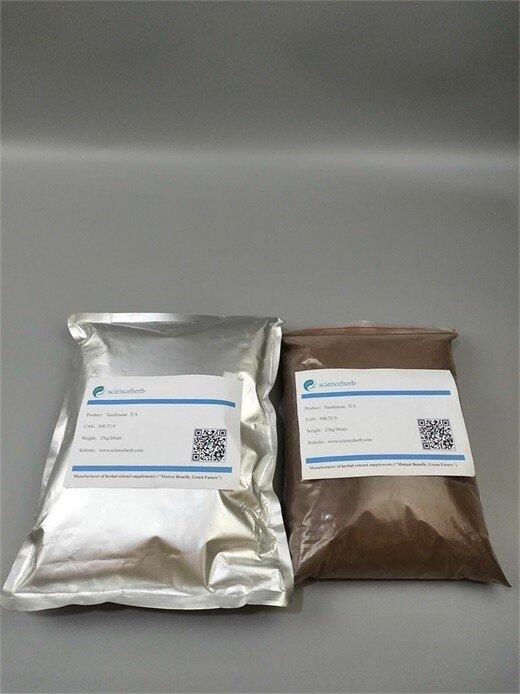Tanshinone ⅡA Powder (568-72-9)