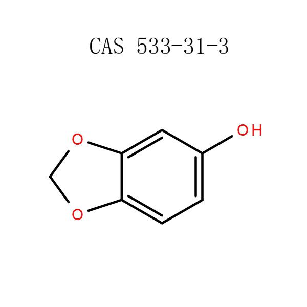 Buy Sesamol Powder (533-31-3) Manufacturers & Factory